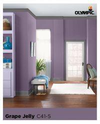 123 best images about Purple Paint Colors on Pinterest