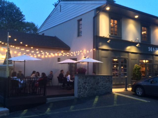 Outdoor Restaurant Patio String Lights Globe Lights 14 Amp Hudson Restaurant Pinterest