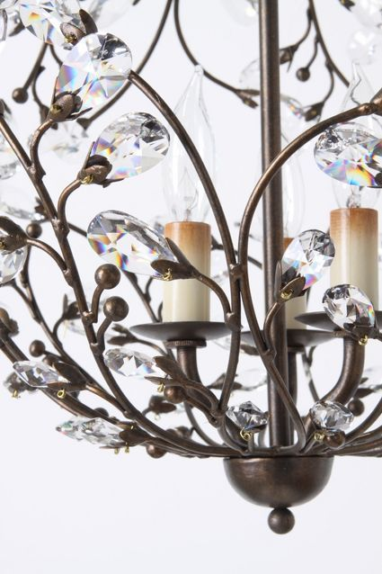 Lambent Sphere Chandelier Anthropologie
