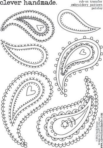 1000+ ideas about Simple Embroidery Designs on Pinterest