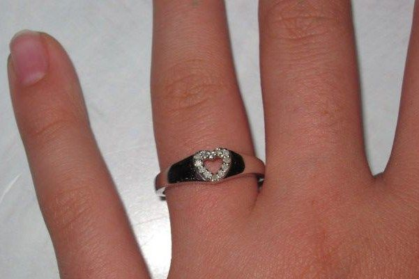 1000+ images about Father daughter rings on Pinterest