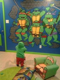 17 Best ideas about Ninja Turtle Bedroom on Pinterest ...