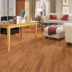 Types Of Floor Tiles For Living Room Occasional Chairs Pergo American Era 2.25-in Butterscotch Oak Hardwood ...