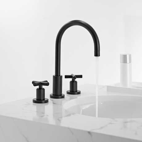 17 Best images about Bathroom Black Fixtures on Pinterest
