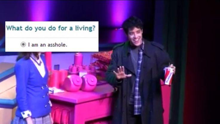 Dear Evan Hansen Quotes Wallpaper Heathers Musical Theatre Pinterest Best Broadway Ideas