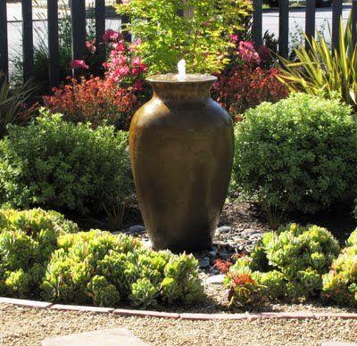 25 Best Ideas About Garden Fountains On Pinterest Diy Fountain