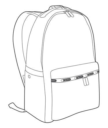Backpack drawing, Backpacks and Drawings on Pinterest