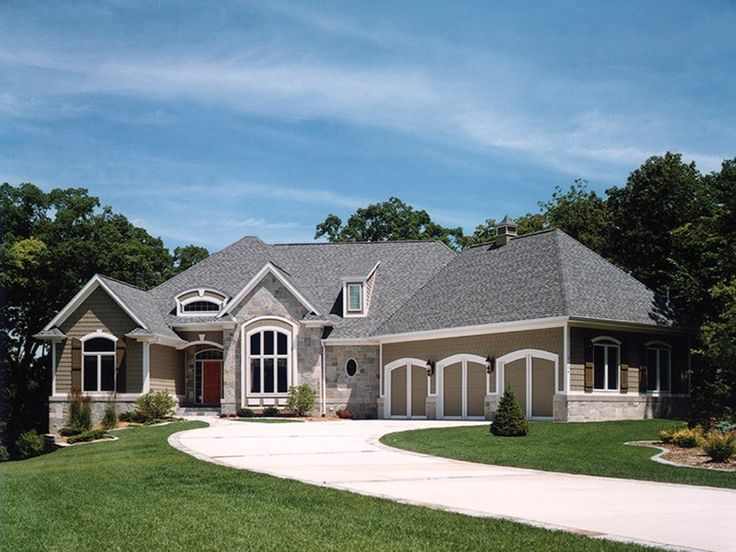 103 best images about floor plans  house plans on Pinterest  Ranch homes Cape cod houses and