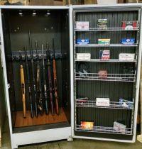 creative gun safe closet conversion | Roselawnlutheran