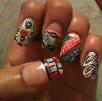 My nail designs | My Crazy Nail Art/Designs | Pinterest ...