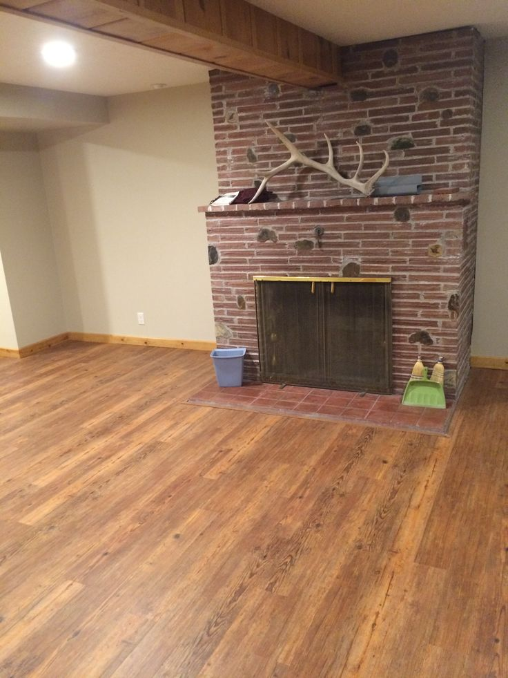 Recent Project Home In The Dalles OregonCORETec Plus By USFLOORS A Luxury Vinyl Floating
