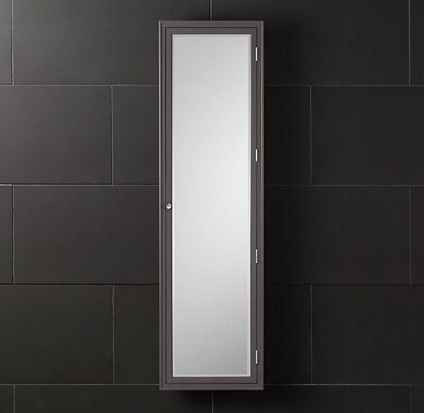 Kent FullLength Medicine Cabinet  Single Bath