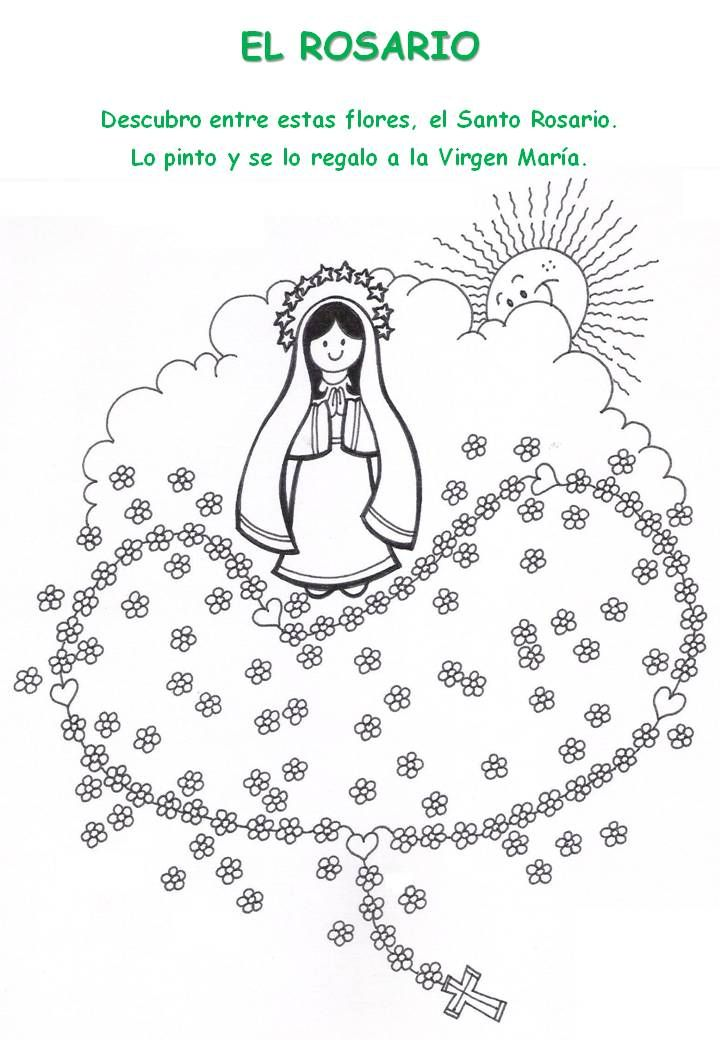 19 best images about Mary Coloring Pages on Pinterest