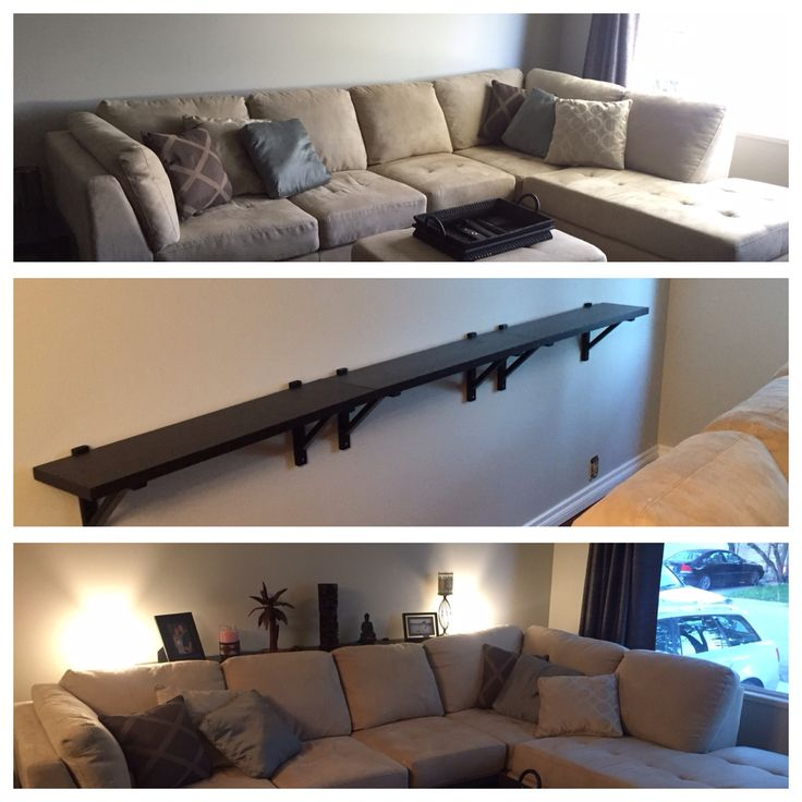 Ikea hack!! Cheap and easy sofa table! 4 level split renovations Pinterest Fler idéer om
