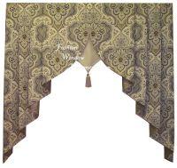Valance Designs | Valance Patterns, Curtain Patterns ...