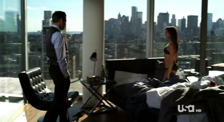 harvey specter apartment  Contemporary Home Design