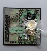 1000+ images about Shabby Chic Cards on Pinterest