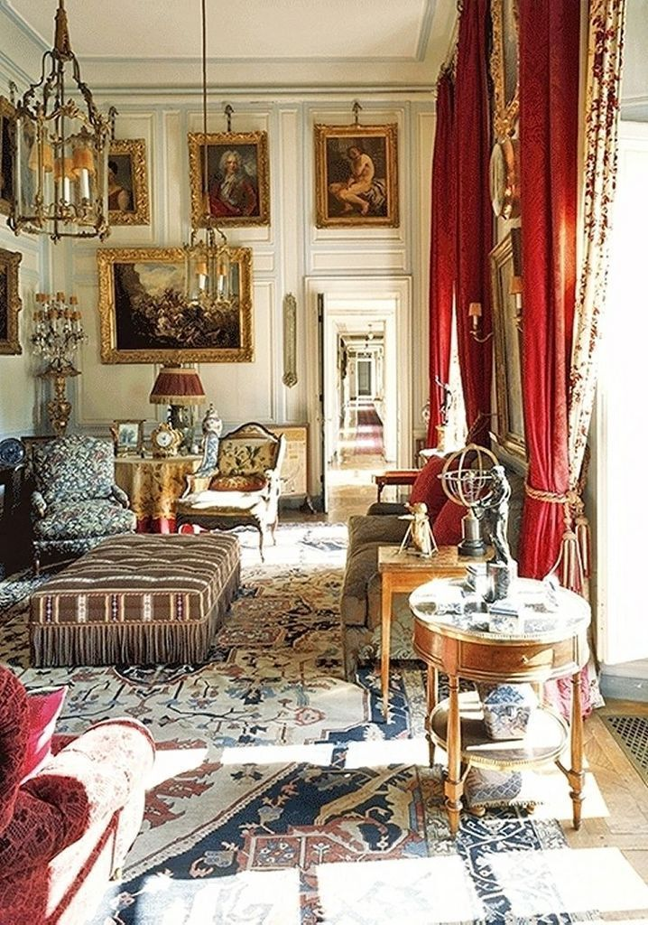 Best 25 English Living Rooms ideas on Pinterest  French country rug French living rooms and