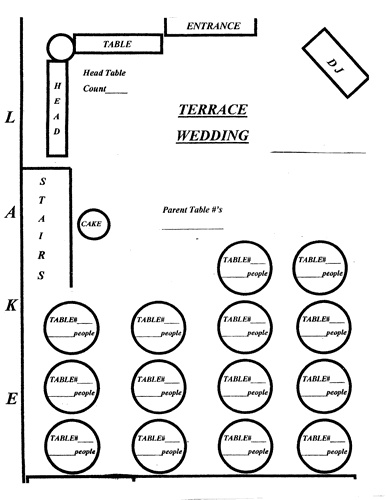 1000+ images about Wedding floor plans on Pinterest