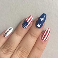 25+ Best Ideas about American Nails on Pinterest ...