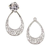 170 best images about Earring Jackets on Pinterest ...