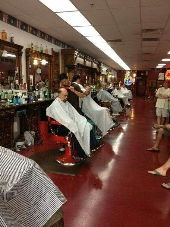 1000 Images About Barber Shop Ideas And Styles On
