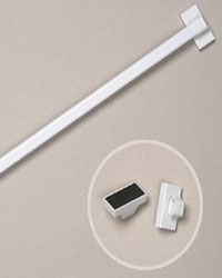 where to buy magnetic curtain rods