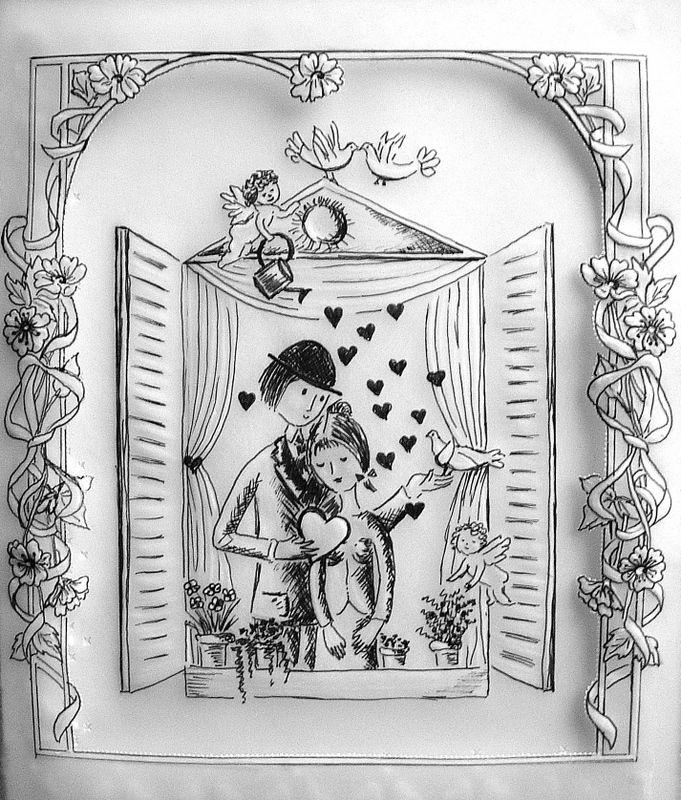 Les 151 Meilleures Images Propos De Amoureux De Peynet