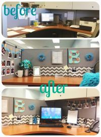 25+ Best Ideas about Cute Cubicle on Pinterest