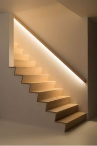 25+ Best Ideas about Stairway Lighting on Pinterest ...