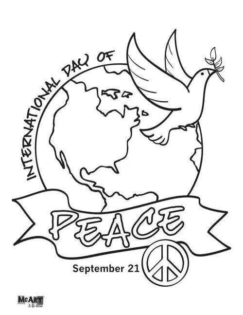 Best 25+ International day of peace ideas on Pinterest