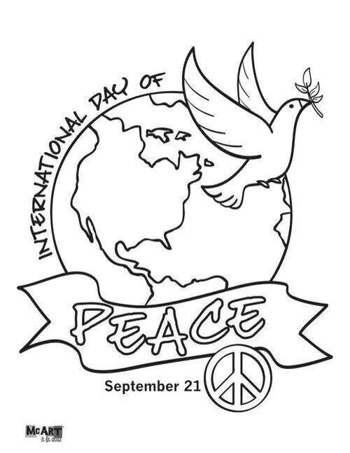 25+ best ideas about International Day Of Peace on