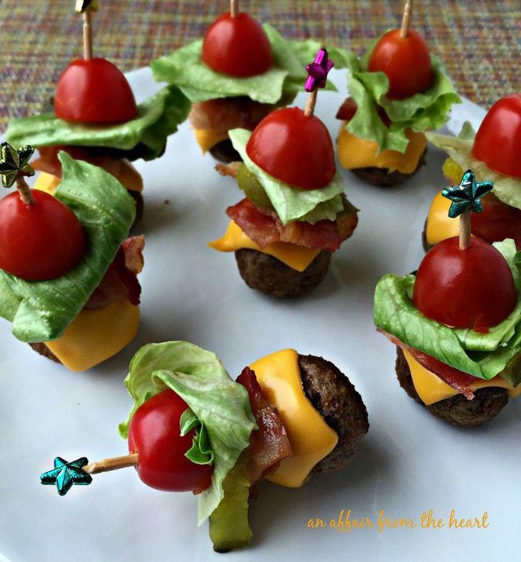 17 Best ideas about Party Finger Foods on Pinterest  Football finger foods Christmas finger