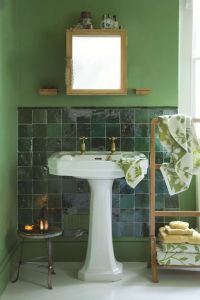 17 Best ideas about Green Bathroom Tiles on Pinterest ...
