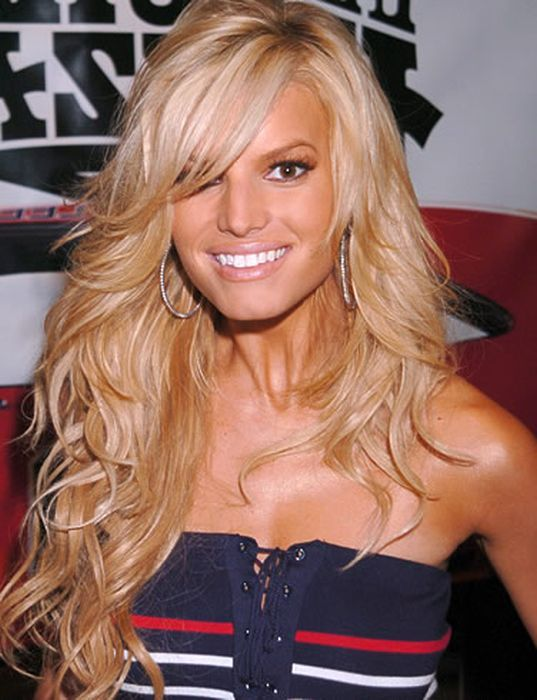 25 Best Ideas About Jessica Simpson Hairstyles On Pinterest