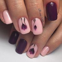 Best 25+ Maroon nails ideas on Pinterest | Maroon nails ...