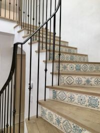 Best 25+ Tiled staircase ideas on Pinterest | Tile stairs ...