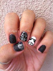 star wars nails 4th
