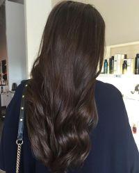 Best 20+ Dark brown ideas on Pinterest | Dark hair colours ...