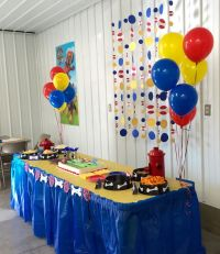 Paw Patrol Birthday Party Decorations from Little Michael ...