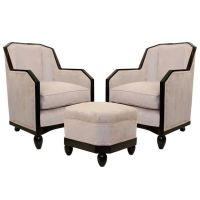 17 Best images about Art Deco chairs on Pinterest | Deco ...