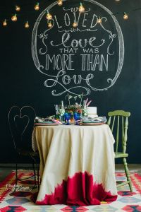 1000+ ideas about Chalkboard Paint Walls on Pinterest ...