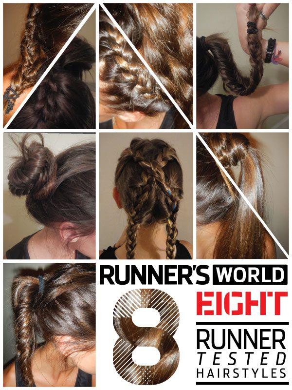 25 Best Ideas About Running Hairstyles On Pinterest Running