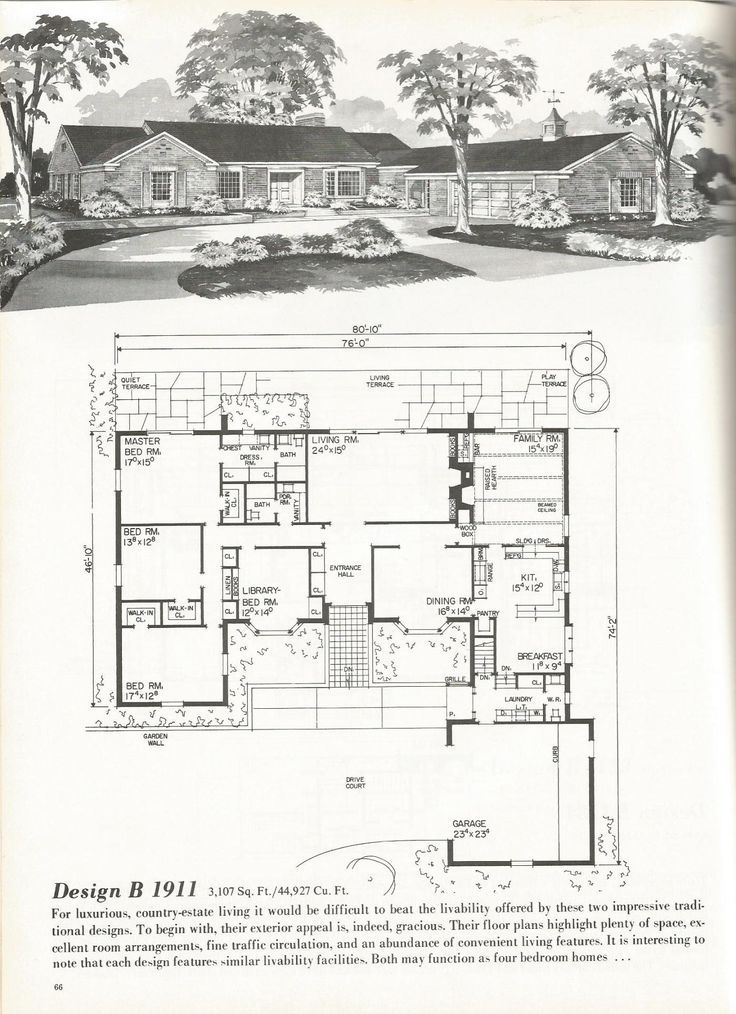 17 Best ideas about Luxury Home Plans on Pinterest