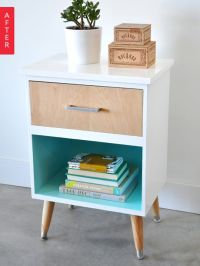 1000+ ideas about Painted Bedside Tables on Pinterest ...