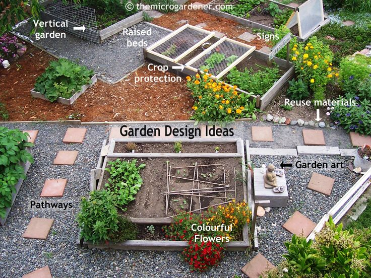 78 Best Images About Small Garden Design Ideas On Pinterest