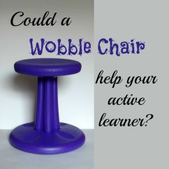 Wobble Chair Adhd Microfiber Office Could A Help Your Active Child Focus Better? | Product Review Pinterest Chairs ...