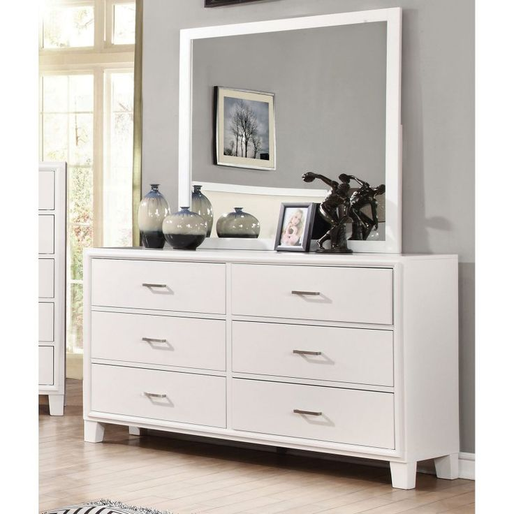 Best 25 Dresser with mirror ideas on Pinterest  Grey wall mirrors Contemporary bedroom decor
