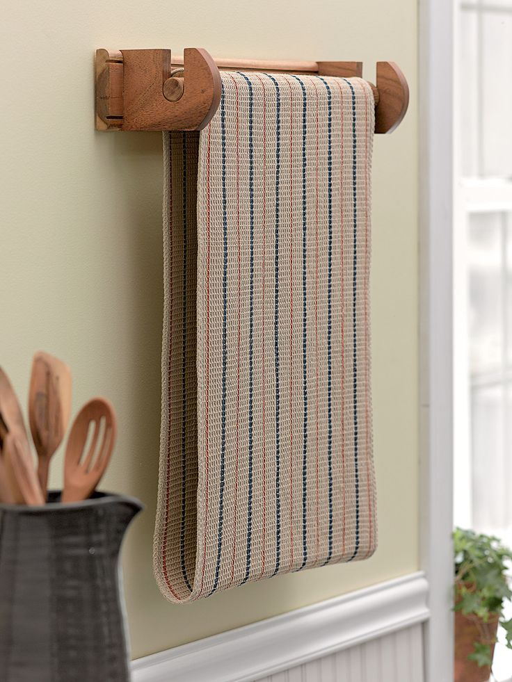 25 best ideas about Kitchen Towel Rack on Pinterest