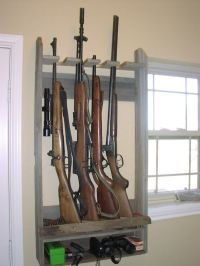 Gun Rack Patterns Free - WoodWorking Projects & Plans